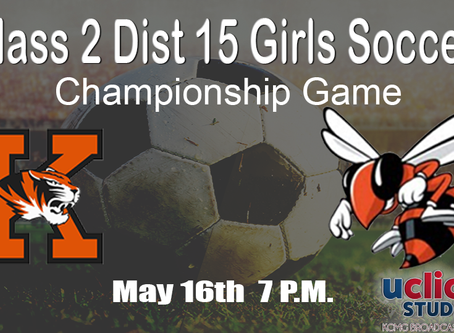 TBA Class 2 District 15 Girls Soccer Championship