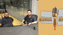 LIVE  MIDWEST MIC'S LIVE FROM ST JOE MUSTANGS GAME