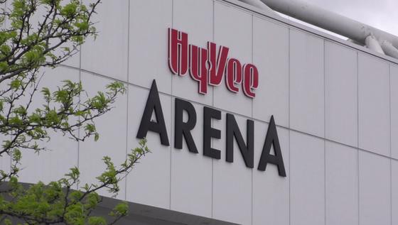 Hy-Vee Arena Celebrates 6 Month Anniversary