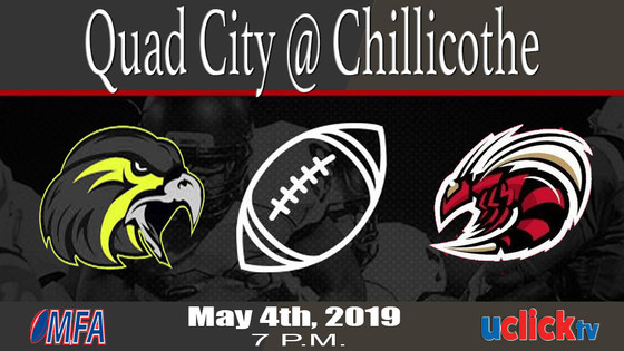 Quad City Nighthawks @ Chillicothe Swarm in MFA Action