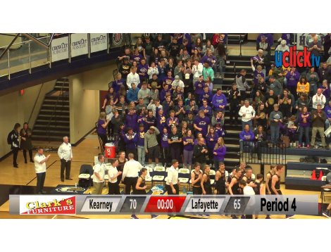 Highlights: Kearney vs Lafayette State Sectional Game
