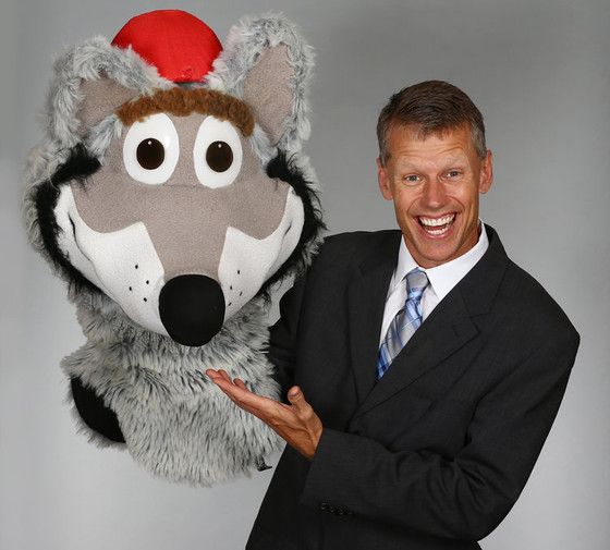 Dan Meers The KC Chiefs Mascot (K.C. Wolf) Stuntman was in Need of a Miracle