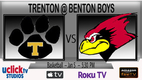 Benton boys vs. Trenton