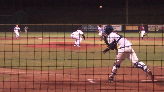 Bats Go Quiet for Renegades as Mudcats Earn Double-Digit Win