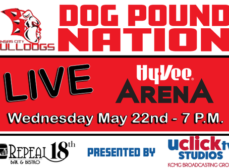 DOG POUND NATION LIVE Presented by Repeal 18