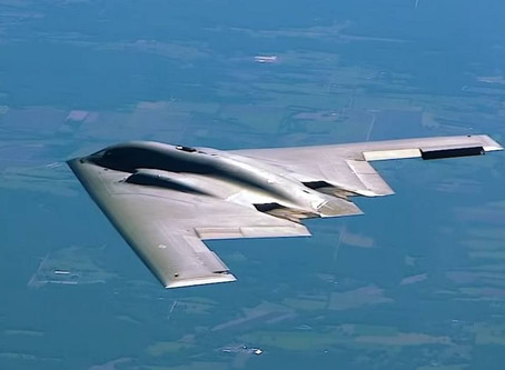 KC CHIEFS HOME OPENER WILL OPEN WITH B-2 BOMBER