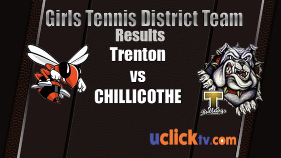 Girls Tennis District Team Play Results