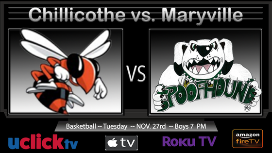 Watch Boys Basketball Chillicothe vs. Maryville @ Savannah Tournament