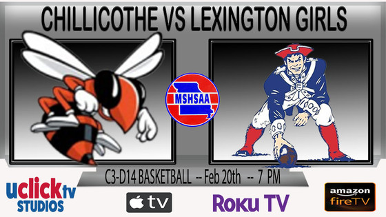 GIRLS C3D14 SEMI FINAL CHILLICOTHE V LEXINGTON
