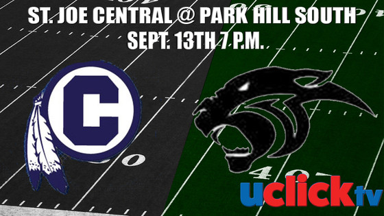 FOOTBALL: ST. JOE CENTRAL @ PARK HILL SOUTH