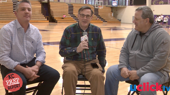 Scott Englert & Jim Bligh Talk with Larry House about the 21st GKCBCA All-Star Game
