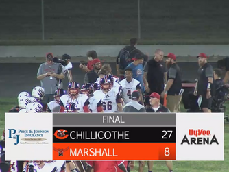 Chillicothe Starts Chad Smith Era With 27-8 Win