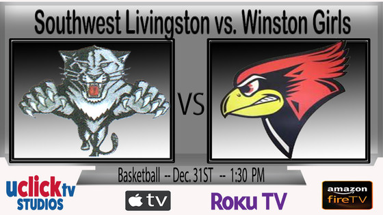 Southwest Livingston Girls vs. Winston Girls at NCMC Holiday Hoops