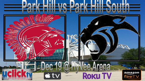 1st Ever High School Basketball Game set to be Played at Hy-Vee Arena. Park Hill vs Park Hill South.