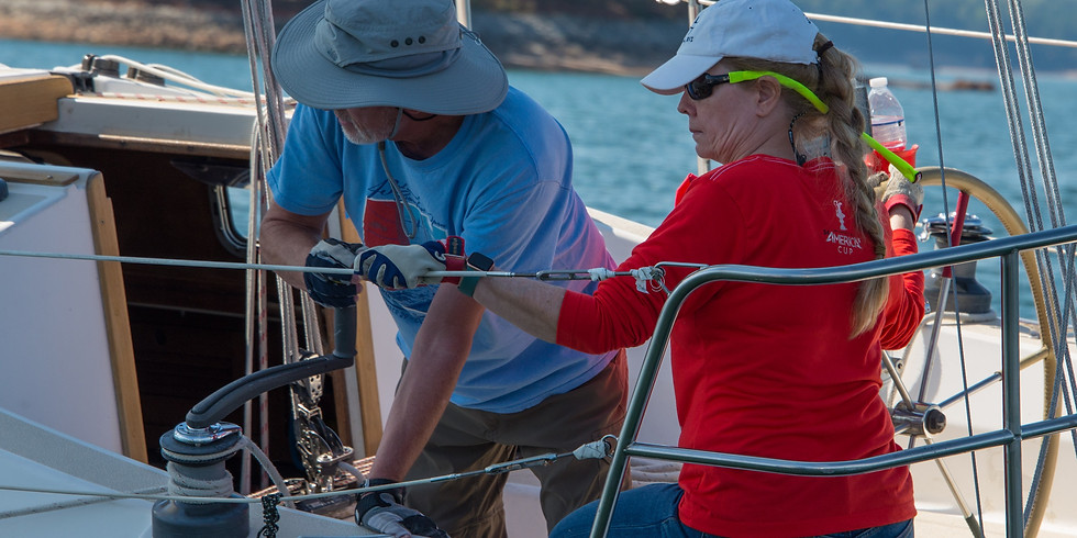 2021 Joan Holcomb Memorial Women Skippers Race