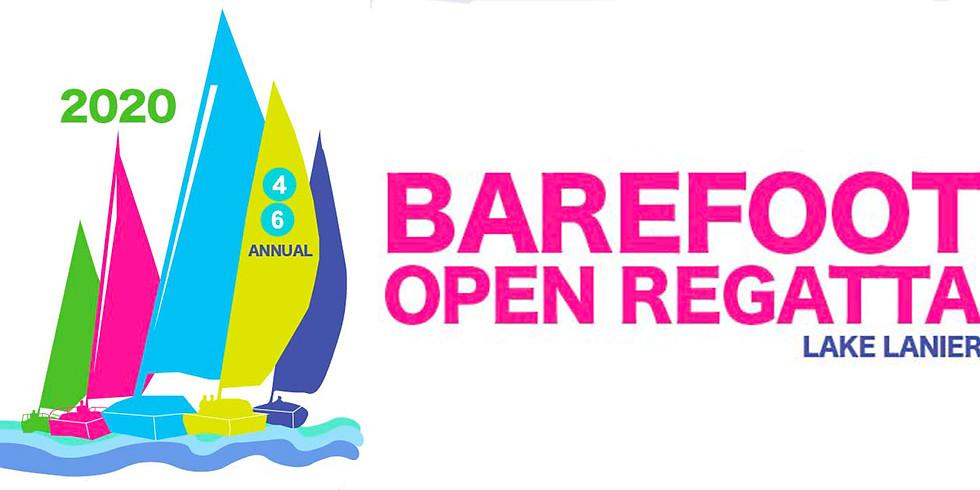 2020 Barefoot Open Regatta