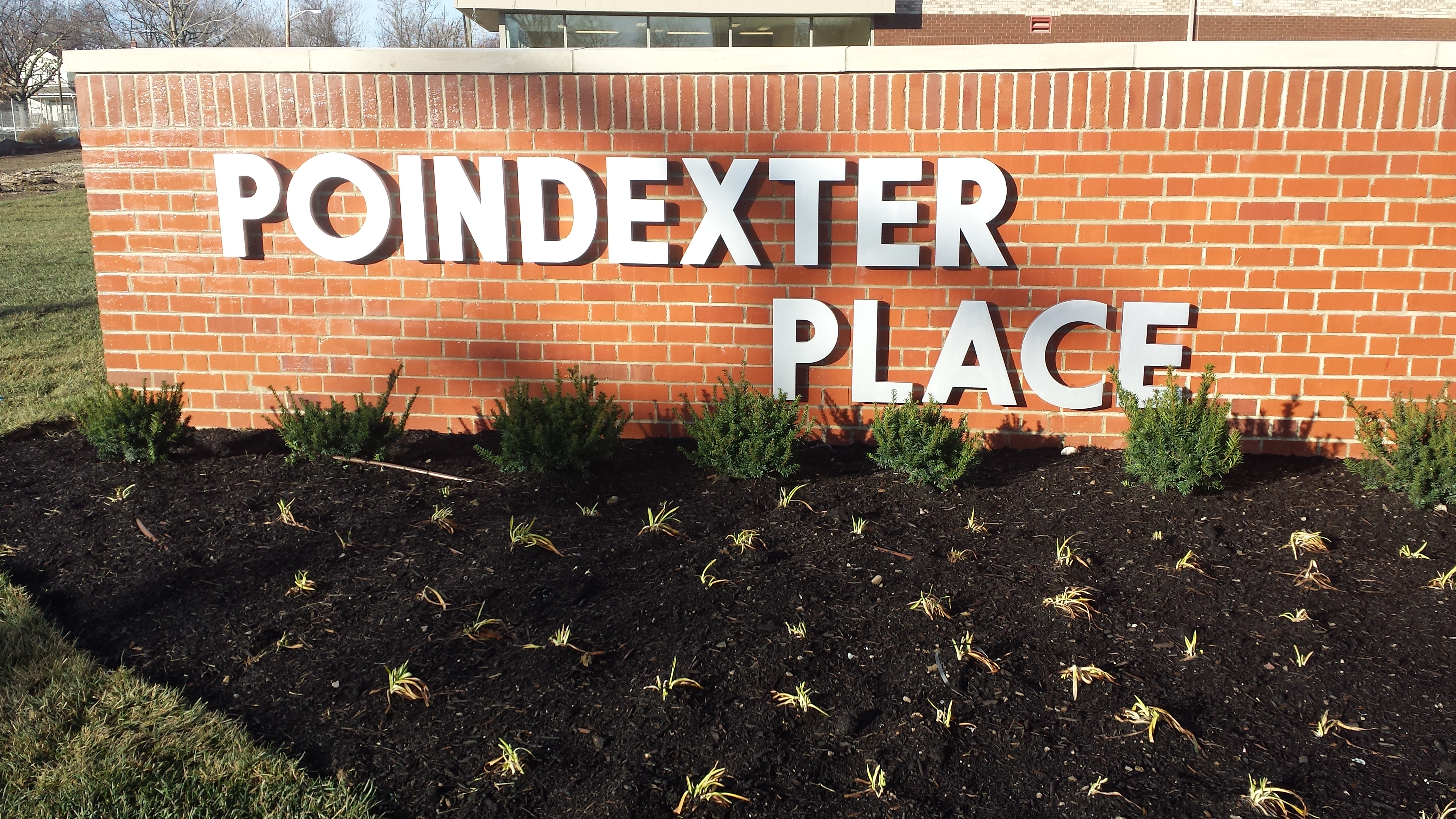 Poindexter Sign