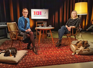 Mignon Kowollik HHundseineHunde TIDE TV.