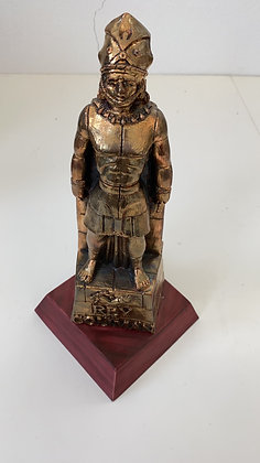 Estatuilla del Rey de Coliman