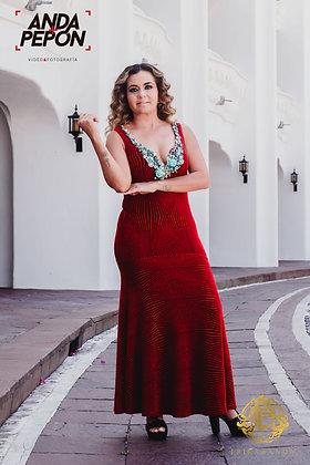 Vestido de fiesta EN RENTA #29