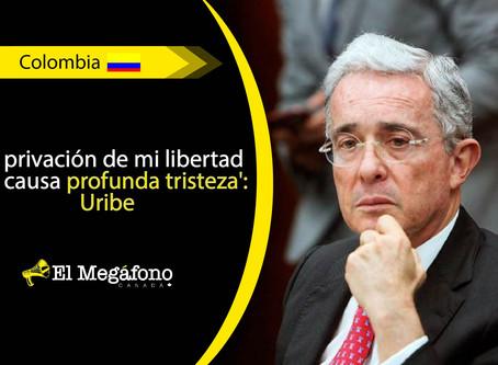 Corte Suprema de Colombia ordena casa por cárcel al expresidente Álvaro Uribe Vélez