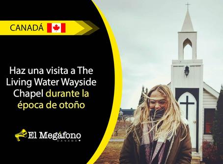 Conoce la capilla más pequeña del mundo en Ontario