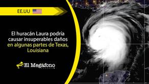 National Hurricane Center, advierte sobre marejadas ciclónicas potencialmente catastróficas