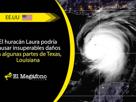 National Hurricane Center, advierte sobre marejadas ciclónicas potencialmente catastróficas