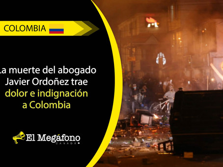 Violentas protestas se desatan en Colombia tras la muerte de Javier Ordoñez a manos de policías