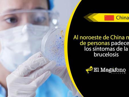 Tras la fuga de una bacteria en un laboratorio de China se enfermaron 3.245 personas de brucelosis