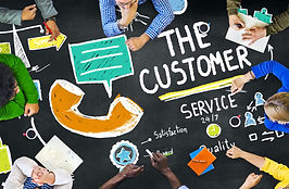The Customer Service Target Market Suppo