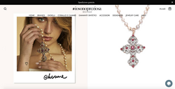 iosonopreziosa luxy web design prezisa siti web per gioiellerie