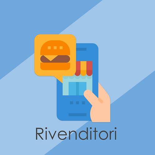App di delivery - Rivenditori