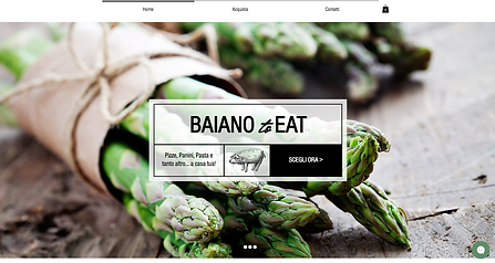Baiano to Eat  Sito di food advising
