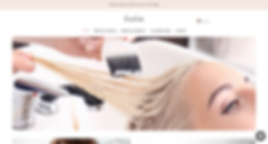 Evolve  Sito del salone EVOLVE, con prenotazioni online