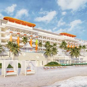 Resort Nickelodeon é inaugurado na Riviera Maya