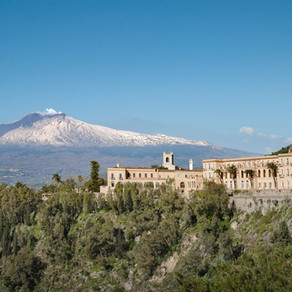 Four Seasons reabre as portas do San Domenico Palace, na Itália