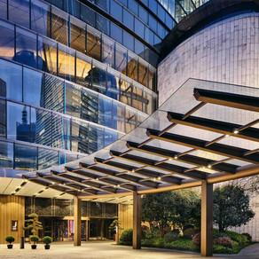 Hotel mais alto do mundo é inaugurado em Xangai, na China