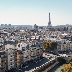 Buscas por Paris no Google crescem mais de 3.000% em uma semana