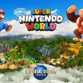 Universal Japan terá área temática de Donkey Kong em 2024