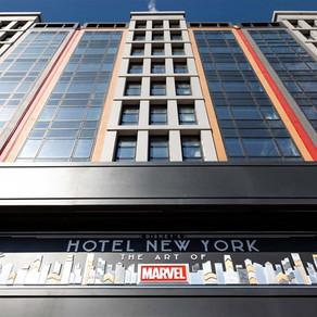 Hotel da Marvel é inaugurado hoje na Disneyland Paris