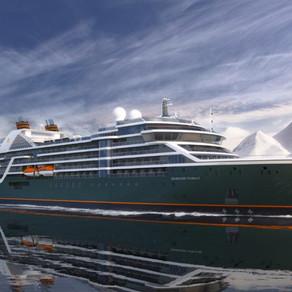 Seabourn anuncia novo navio de expedição com estreia em 2023