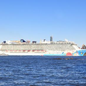 NCL volta a navegar a partir de Nova York