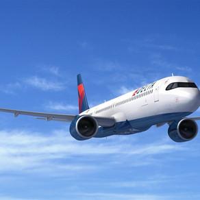 Delta renova frota e adiciona 30 aeronaves A321neo