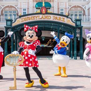 Disneyland Paris lança check-in on-line e outras novidades