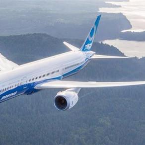 Boeing 787 Dreamliner é certificado para voar no Brasil