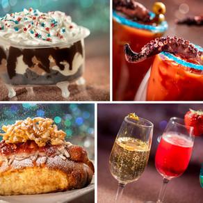 Disney revela bebidas e guloseimas exclusivas para celebração dos 50 anos; fotos