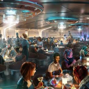 Disney confirma abertura de hotel de luxo de Star Wars para março de 2022