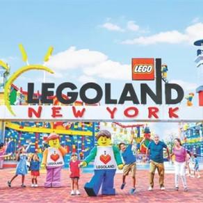 Legoland New York Resort é completamente inaugurado