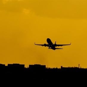 Aviação e hotelaria em SP crescem acima de 200% em junho